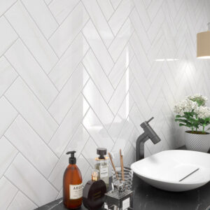 subway tile dolomiti