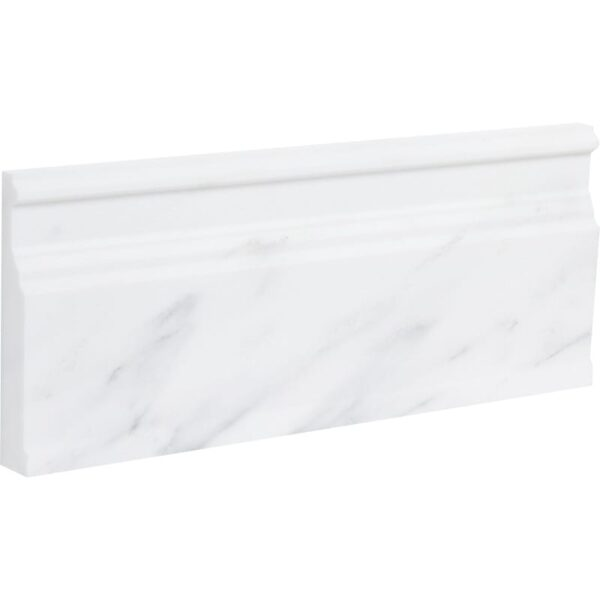 calacatta orient baseboard moulding