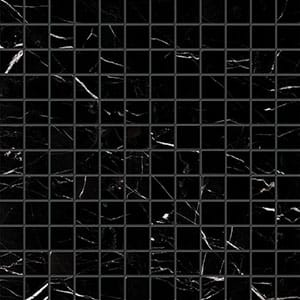 Nero Black Square Tile